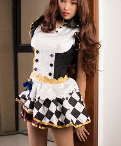 Agnes 160cm A Cup anime sex doll