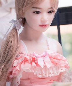 Eva 150cm B Cup mini sex dolls