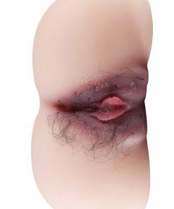Hair implant Sexy Sex Doll Ass
