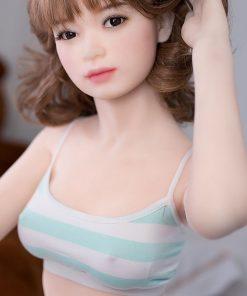 Sarah 150cm B Cup tpe dolls