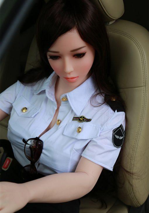 Alice 158cm M Cup Police love dolls