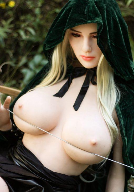 Anne 165cm J Cup anime sex doll
