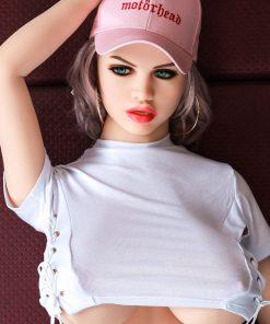 Felissa 152cm J Cup chubby sex dollv