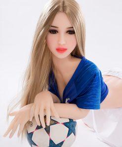 Jessice 148cm E Cup football love dolls