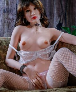 Lucy 160cm A Cup tpe love doll