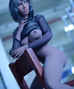 Eden 160cm G Cup Black Sex Doll