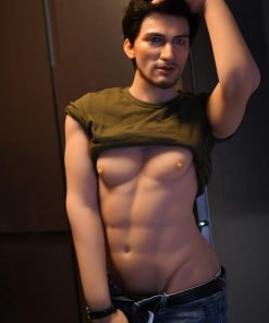 Frank 170CM Silicone Head Male Sex Doll