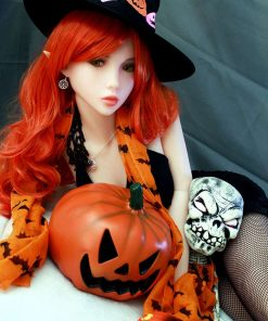 Halloween 155cm E Cup Elf Anime Sex Doll