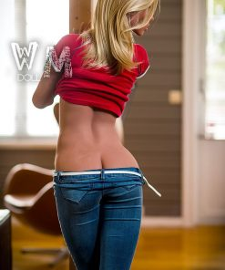 Nori 172cm B Cup Blonde Skinny Sex Doll