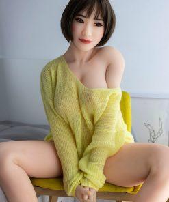 Amber 165cm Asian Mature Milf Sex Dolls