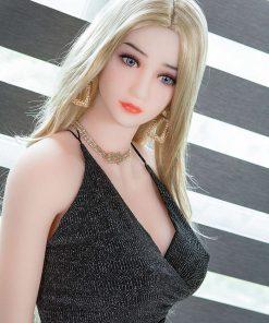 Barbra 158cm B Cup Asian Sex Doll