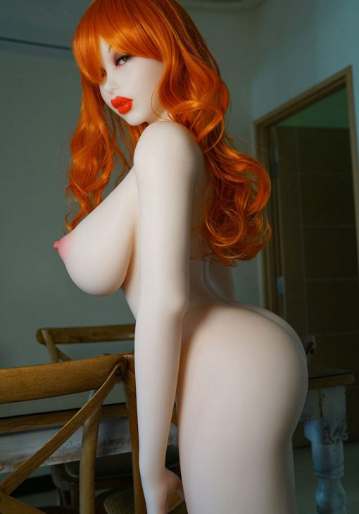 Jessica 150cm K Cup Silicone Sex Doll