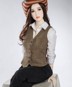 Leany 158cm B Cup Latex Sex Doll