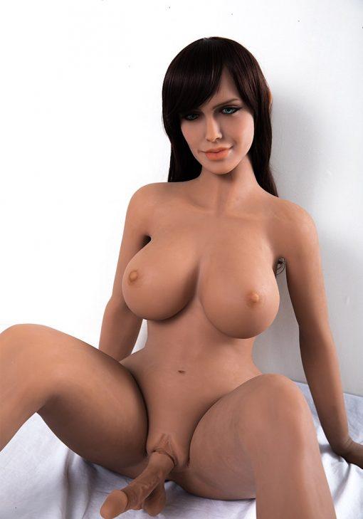 Adeline 160cm Ebony Sex Doll