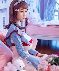 Kenia 158cm M Cup Asian Young Sex Doll