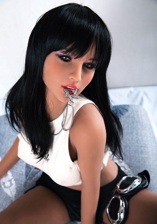 Rosine 163cm S Ebony Sex Doll
