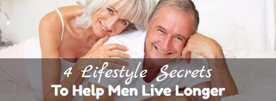 For Men To Live Longer
