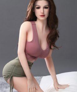 Anya 165cm Realistic Silicone Sex Doll