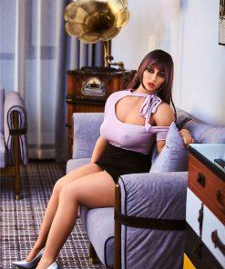 Ariadne 156cm BBW Sex Doll