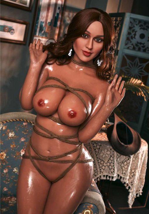 Joyce 161cm Realistic Sex Doll