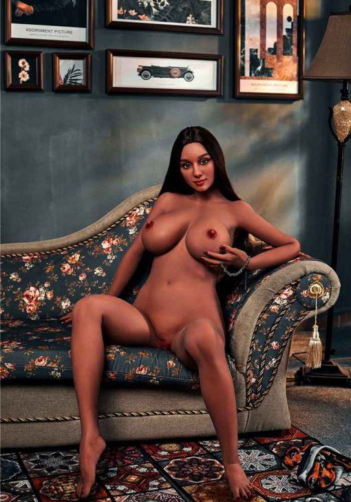 Sally 163cm Ebony Sex Doll